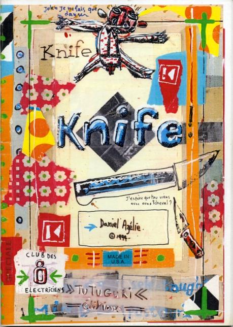 knife coberta